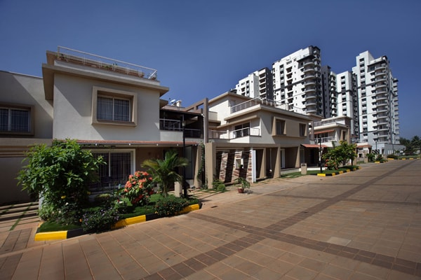 Sobha Althea and Azalea, Bangalore