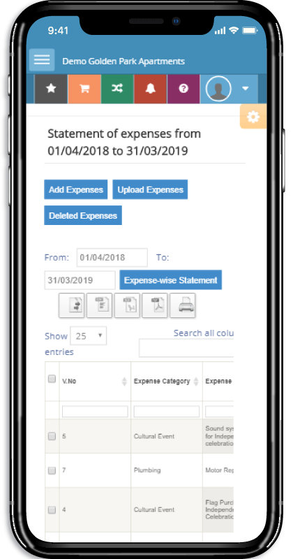 expense-tracking