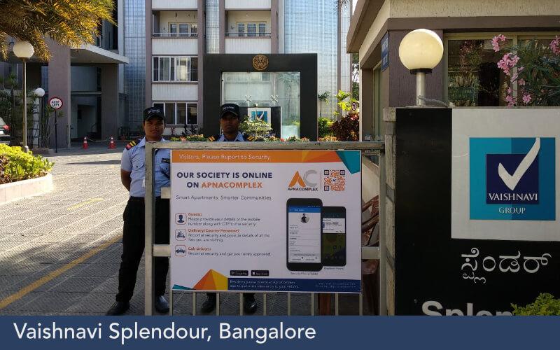 Vaishnavi Splendour, Bangalore