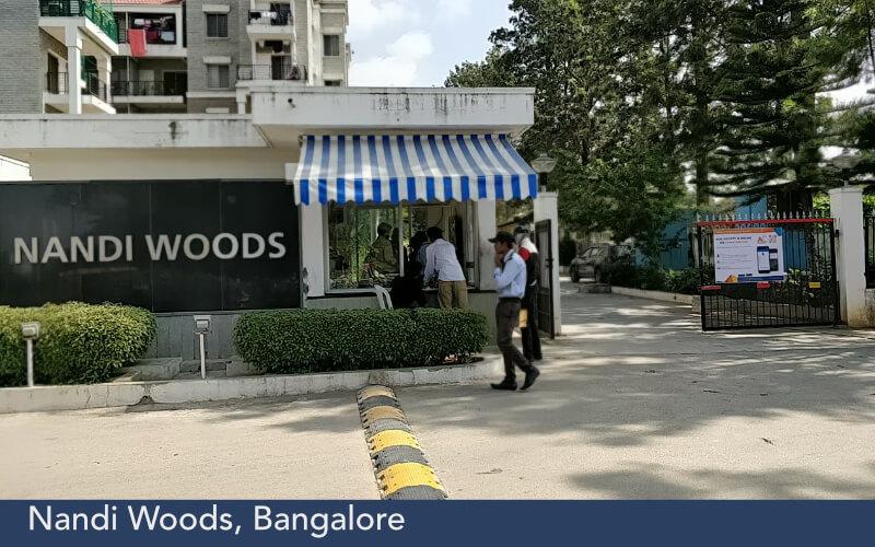 Nandi Woods, Bangalore