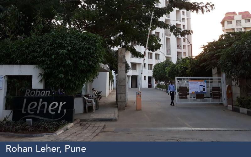 Rohan Leher, Pune