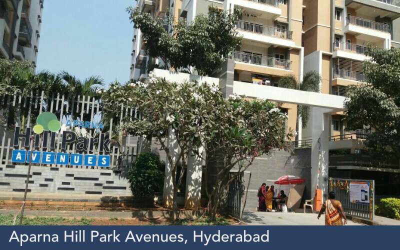 Aparna Hill Park Avenues, Hyderabad