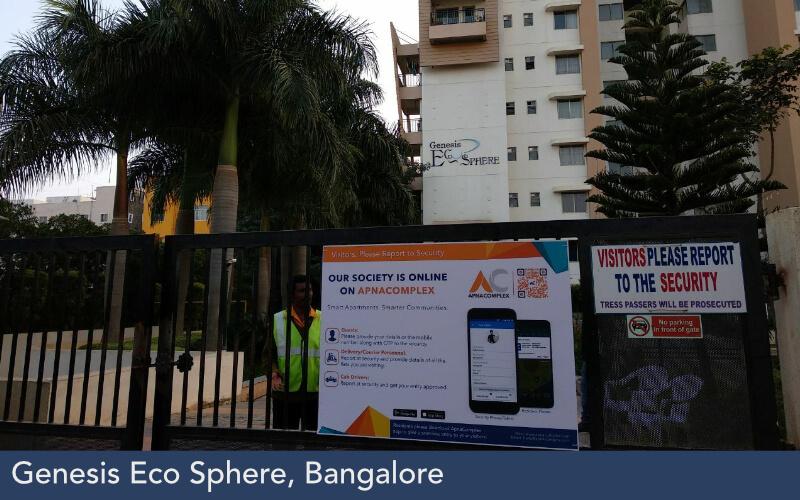Genesis Echo Sphare, Bangalore