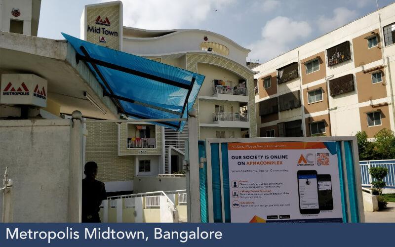 Metropolis Midtown, Bangalore