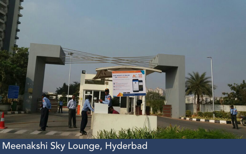 Meenakshi Sky Lounge, Hyderabad