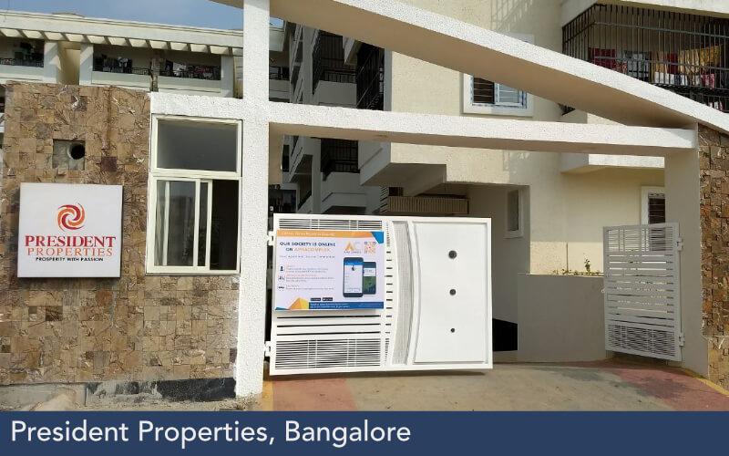 President Properties, Bangalore