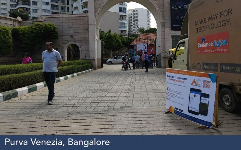 Purva Venezia, Bangalore