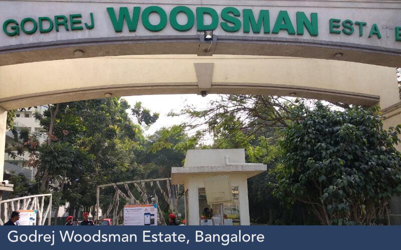 Godrej Woodsman Estate, Bangalore